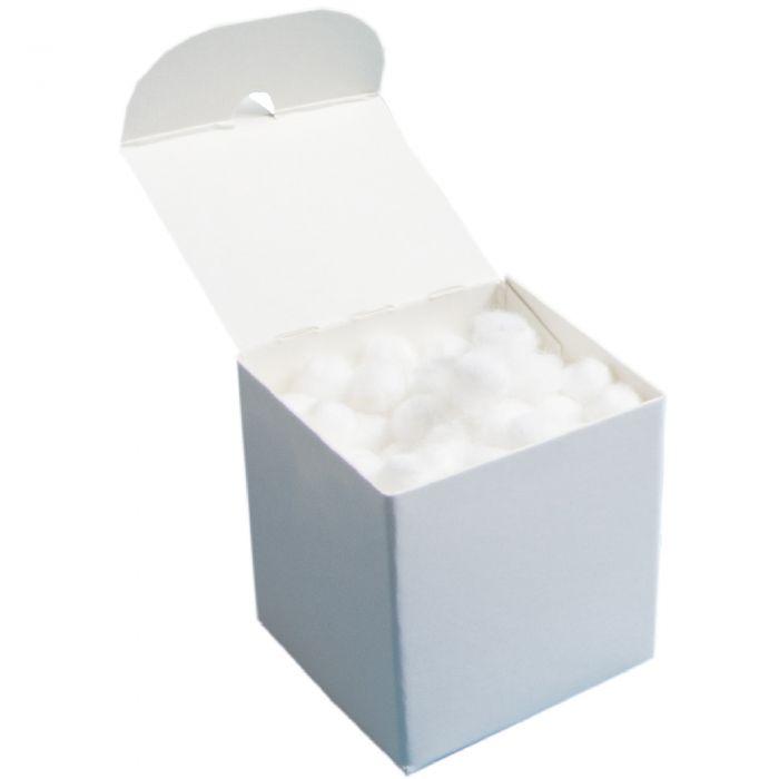 Bulete de vata  absorbante, de uz stomatologic, 3grame/cutie, 6 cutiute