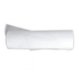 Rola cearceaf TNT 58cmx150m, alb