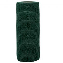 Bandaj coeziv 15cmx4.5m, 1 rola, verde