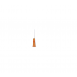 Ace seringa 25G, 0.50x19mm, portocaliu, 100 bucati