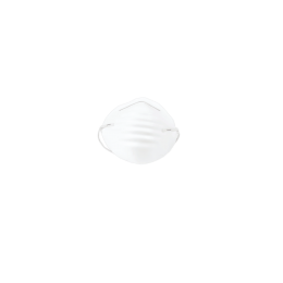 Masca de protectie tip botnita pentru praf grosier, 50 bucati/set