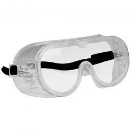 Ochelari de protectie tip masca aerisire directa, cu lentile Transparente, 1pereche
