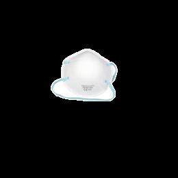 Masca de protectie tip botnita FFP2S, fara supapa, 20bucati/cutie