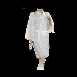 Kimono alb, 72x100cm