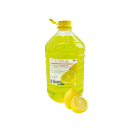 Detergent lichid vase, aroma lamaie, 5L