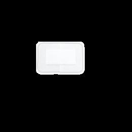 Plasturi sterili din PPSB ambalati individual, 6x8cm, 50bucati/cutie