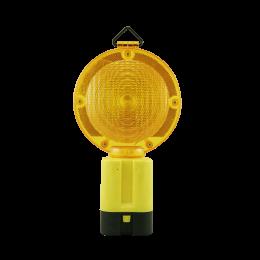 Lampa de presemnalizare cu lumina portocalie intermitenta