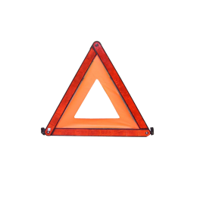 Triunghi de presemnalizare avarie, 45cm