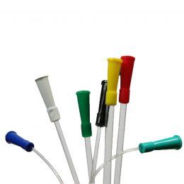 Sonda uretrala Nelaton pentru drenajul vezicii urinare, pentru adulti, 40 cm, sterile