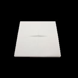 Acoperitor din PPSB pentru protectia zonei capului la masa de masaj, 30x30cm, alb, 100 bucati
