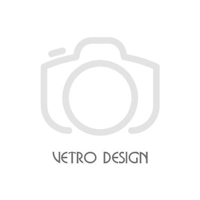Placuta din sticla, pentru mixare, cu 3 godeuri , 70x95x4mm