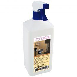 Solutie antistatica pentru curatarea si protejarea produselor din sticla, plastic, lemn, 1 litru