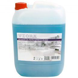 Detergent pentru suprafete din inox, 5 litri