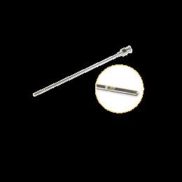 Cateter ogival 10 cm, pentru injectii intra-mamare la vaci