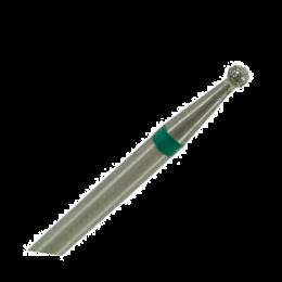 Freza de unghii diamantata, forma rotunda, 1.8mm, marime D