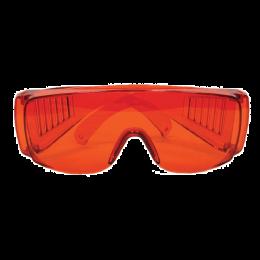 Ochelari rosii de protectie anti-ceata si UV