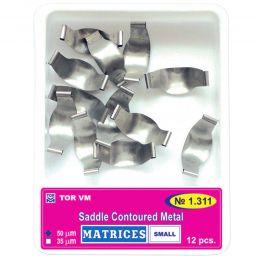 Matrici Conturate Metalice Tip Sa mici/mediu/mari grosime 50microni, 12 bucati