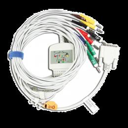Cablu EKG cu 10 fire EDAN SE 600