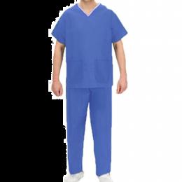 Costum filtru, albastru, marime XL