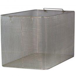 Cos sterilizare din otel inoxidabil, 500x300x300mm