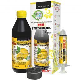 Acid citric 40%, 200 g