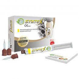 SYNTEX, pasta pentru sigilarea canalului radicular, pe baza de rasini, 10 g