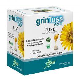 Aboca Grintuss adulti tablete tusei uscata/productiva 20 cpr