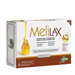 Aboca Melilax microclisme adulti cu miere 6x10g